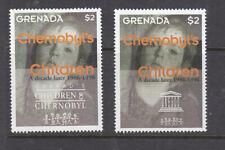 Grenada  1996 Children of Chenoble MNH