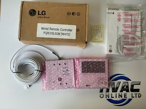 LG PQRCVSL0QW hard wired wall controller Air conditioning Remote control