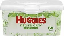Huggies 39301 Baby Wipes - 64 Count
