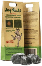 New listing Dog Rocks Prevent Grass Burn Spots Urine 200g Save Your Lawn from Yellow Marks