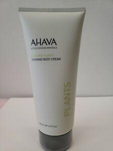 AHAVA Dead Sea Plants Firming Body Cream 6.8 fl. oz. NWOB