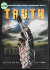 TRUTH (DVD) Super Rare Hard To Find Out of Print Horror HTF OOP Viral Horror