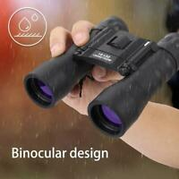 16x32 Portable Folding Binocular Night Vision Telescope Outdoor Camping Hunting