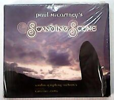 McCARTNEY PAUL STANDING STONE BOOKLET LAWRENCE  FOSTER CD NEW