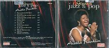 CD -   I GIGANTI JAZZ & POP - ARETHA FRANKLIN           ( 300 )