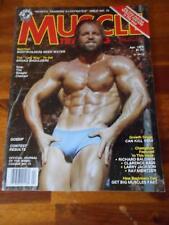 MUSCLE TRAINING bodybuilding fitness magazine/CRAIG EHLEIDER 4-79