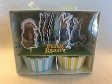 Peter Rabbit 24 Cupcake Cups and 24 Toppers World Market