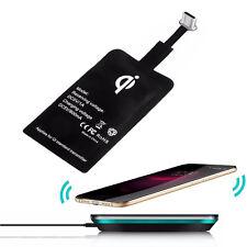 USB TYP C Qi Wireless Empfänger für Samsung Galaxy A51 Adapter Ladegerät