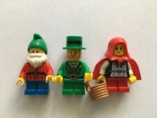 Lego Minifigure Series 6 7 9 LOT GRANDMA Little Red Riding hood Leprachaun GNOME
