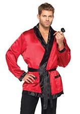 Leg Avenue Men's 2 Piece Bachelor Cigarette Smoke Jacket And Pipe Costume, 83118