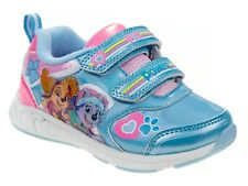Nickelodeon Paw Patrol Girls Light Up Lightweight Sneakers (Toddler/Little Kid),