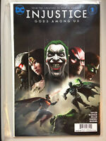 Injustice Comic Book #1 (Gods Among Us) Near Mint