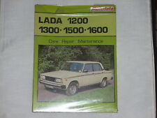 LADA 1200 1300 1500 1600 1974-91 Autodata Care Repair Maintenance Manual