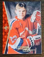 1995 UD UPPER DECK PREMIER PROSPECTS SP Sergei Samsonov - Rookie Card RC