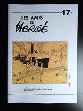 Rare à ce prix ! Copie Revue des Amis de Hergé N° 17 Tintin ADH TBE