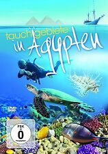 DVD Guía de viaje Sitios de buceo In Ägypten Consejos para Tours de buceo