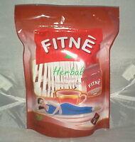 1x40 Bag Fitne Herbal Tea, Weight loss, Diet slimming, Herbal Infusion