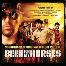 TOBY KEITH Beer for my Horses CD WILLIE NELSON Ted Nugent DAVID ALLAN COE USA