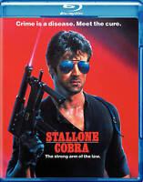 Cobra (Blu-ray Disc, 2011, All Region) Sylvester Stallone, Brigitte Nielsen