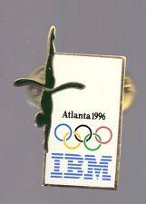 1996 IBM Olympic Diving Pin Atlanta USOC Set