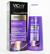 VICHY Dercos Neogenic Redensifying Shampoo 200ml Hairloss.New with box.