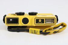 Vintage Minolta Weathermatic A Waterproof Camera Underwater Photography Japan