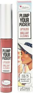 Plump Your Pucker Lip Gloss by The Balm Cosmetics, Exaggerate