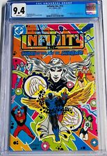 Infinity Inc. 14- 1st Todd Mcfarlane Published Cover EVER! CGC 9.4 White Pages!!