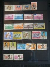 24 Mainly Used Stamps Congo ( Kinshasa )/ Democratic Republic of Congo