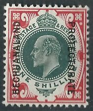 Protectorate Edward VII British Colony & Territory Stamps