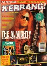 The Almighty on Kerrang Cover 1993       Bon Jovi Posters