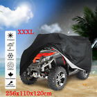 Universal ATV Cover Waterproof UV Rain Dust Resistant All Weather Protection 3XL