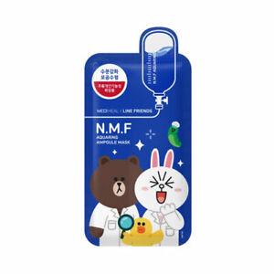 [MEDIHEAL] Mediheal x BTS Hydrating Moisture Special Care Set - 1pack (10pcs)