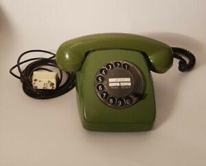 Telefon 611 FeTAp 611-2a farngrün 11/81