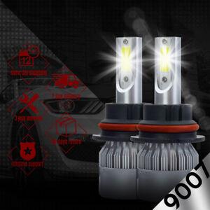 XENTEC LED HID Headlight Conversion kit 9007 HB5 6000K 2002-2005 Dodge Ram 1500