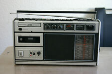 Schönes Grundig C-6200 Radio / Kassettenrecorder mit neuen Zahnräder + Riemen