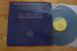 RICK WAKEMAN The Family Album LP President RW 4