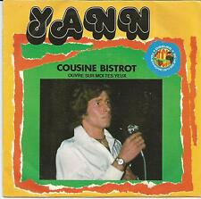 YANN Cousine bistro SINGLE BACCARA INTERNATIONAL 1978