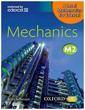A Level Mathematics for Edexcel: Mechanics M2 by Brian Jefferson (Paperback,...