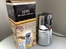 Revel Wet & Dry Grinder - Nuts, Coffee, Beans Etc.