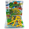 3D Snakes And Ladders Kids Childrens Board Game Traditional Family Toy 01-0139