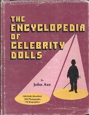 Axe - The Encyclpedia of Celebrity Dolls - 1983 Bambole Persone Celebri Lenci