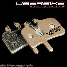 Uberbik Promax Hydraulic & Mechanical Sintered Disc Brake Pads - 4 Pairs
