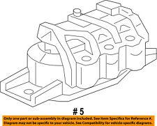 motor mounts for 2013 dodge journey ebay. Black Bedroom Furniture Sets. Home Design Ideas