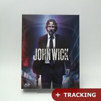 John Wick: Chapter 2 .Blu-ray Full Slip Case Edition / NOVA