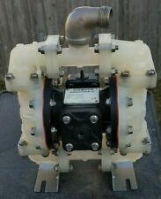 Sandpiper/Marathon M05B2P2Tpns000 Non-metallic Air-Powered Double Diaphragm Pump