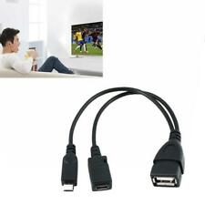 Micro USB Host OTG Cable  USB Power for Samsung / HTC / Nexus / LG Phones