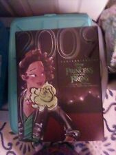 Disney Store Designer Premiere Collection Series Tiana Doll Limited Edition 4000