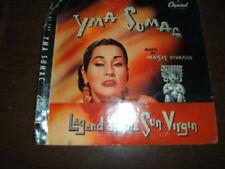 YMA SUMAC Vinyl 45 RPM Record - LEGEND OF THE SUN VIRGIN
