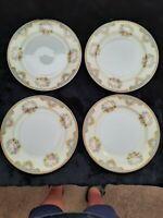 Vintage Mieto China Salad / Dessert plates